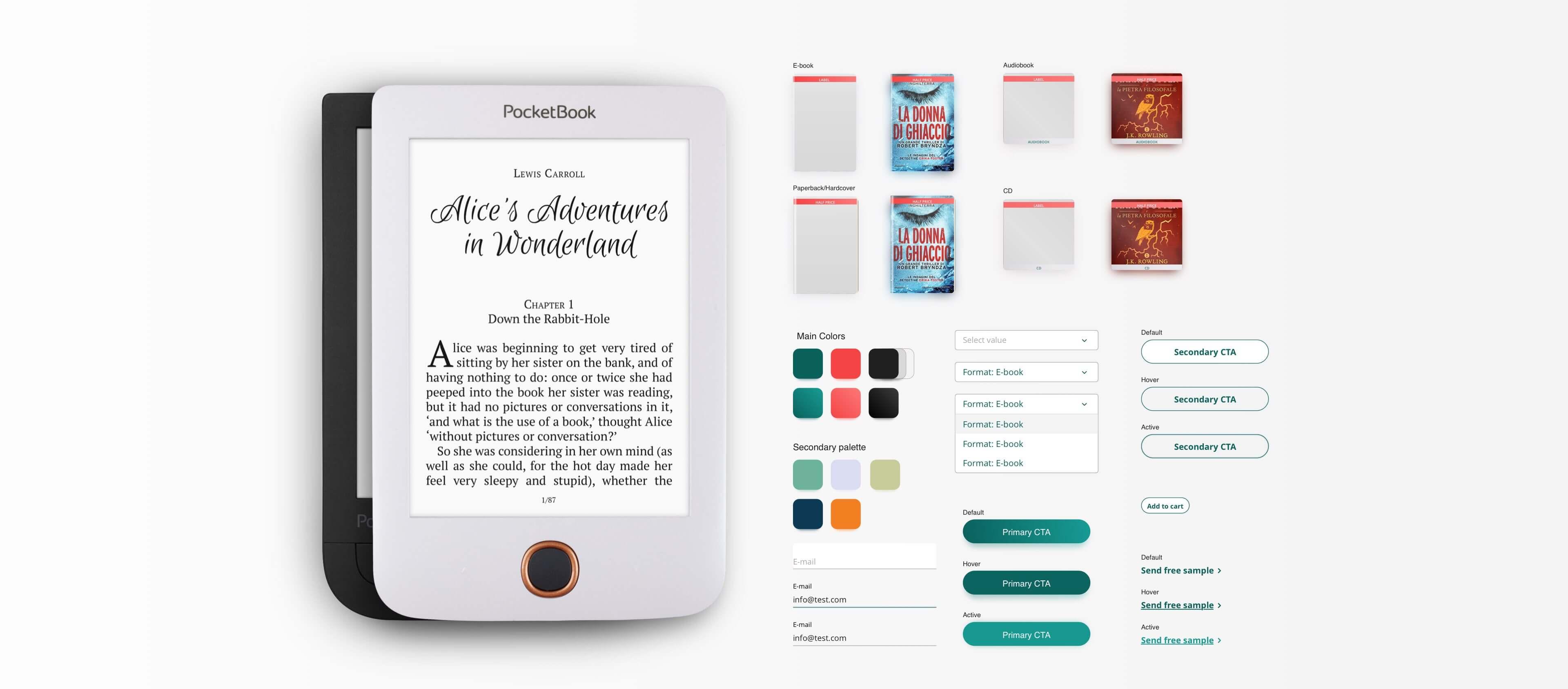 Case study Ander Group: Pocketbook