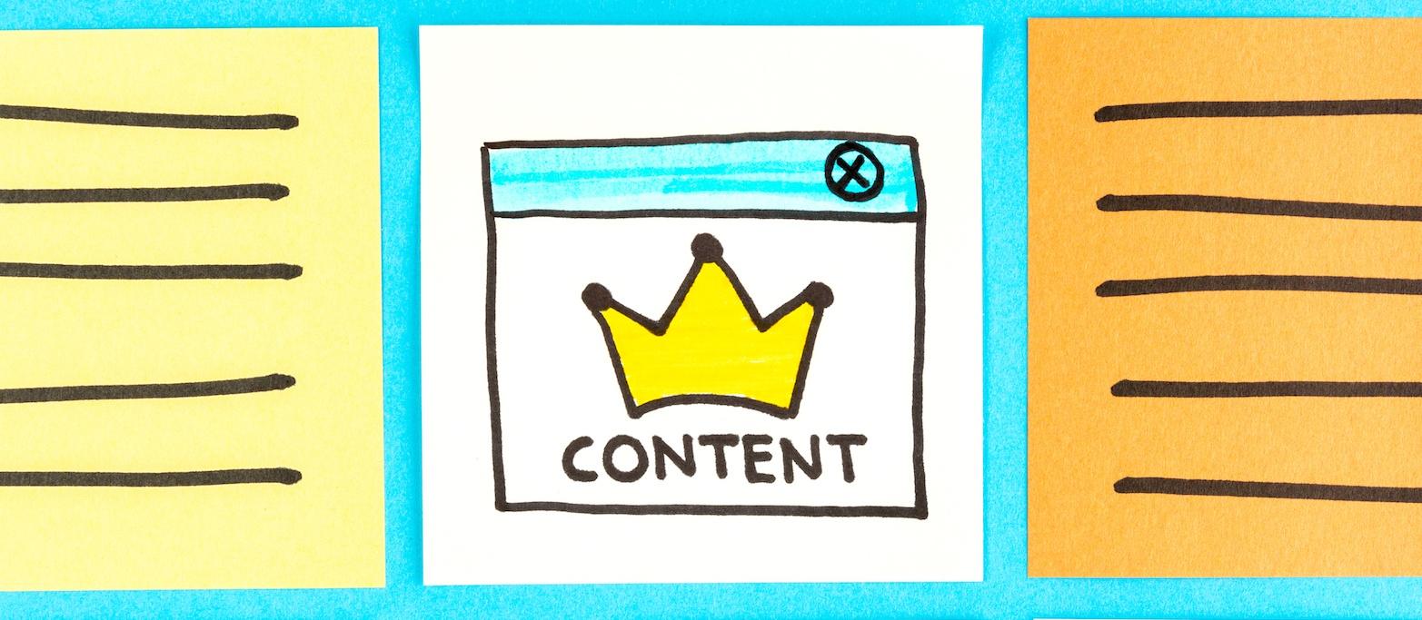 Costruisci il tuo impero con queste semplici tattiche di content marketing