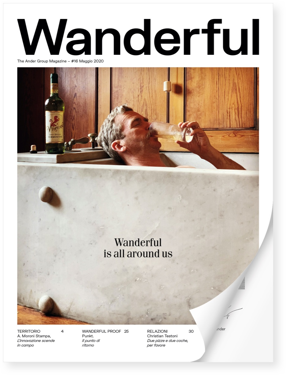 Wanderful is all around us